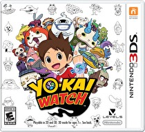 Yōkai Watch Box Art