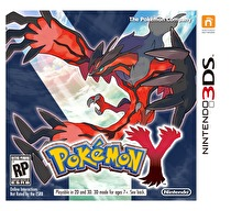 Pokémon X and Pokémon Y Box Art