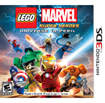 LEGO Marvel Super Heroes: Universe in Peril Box Art