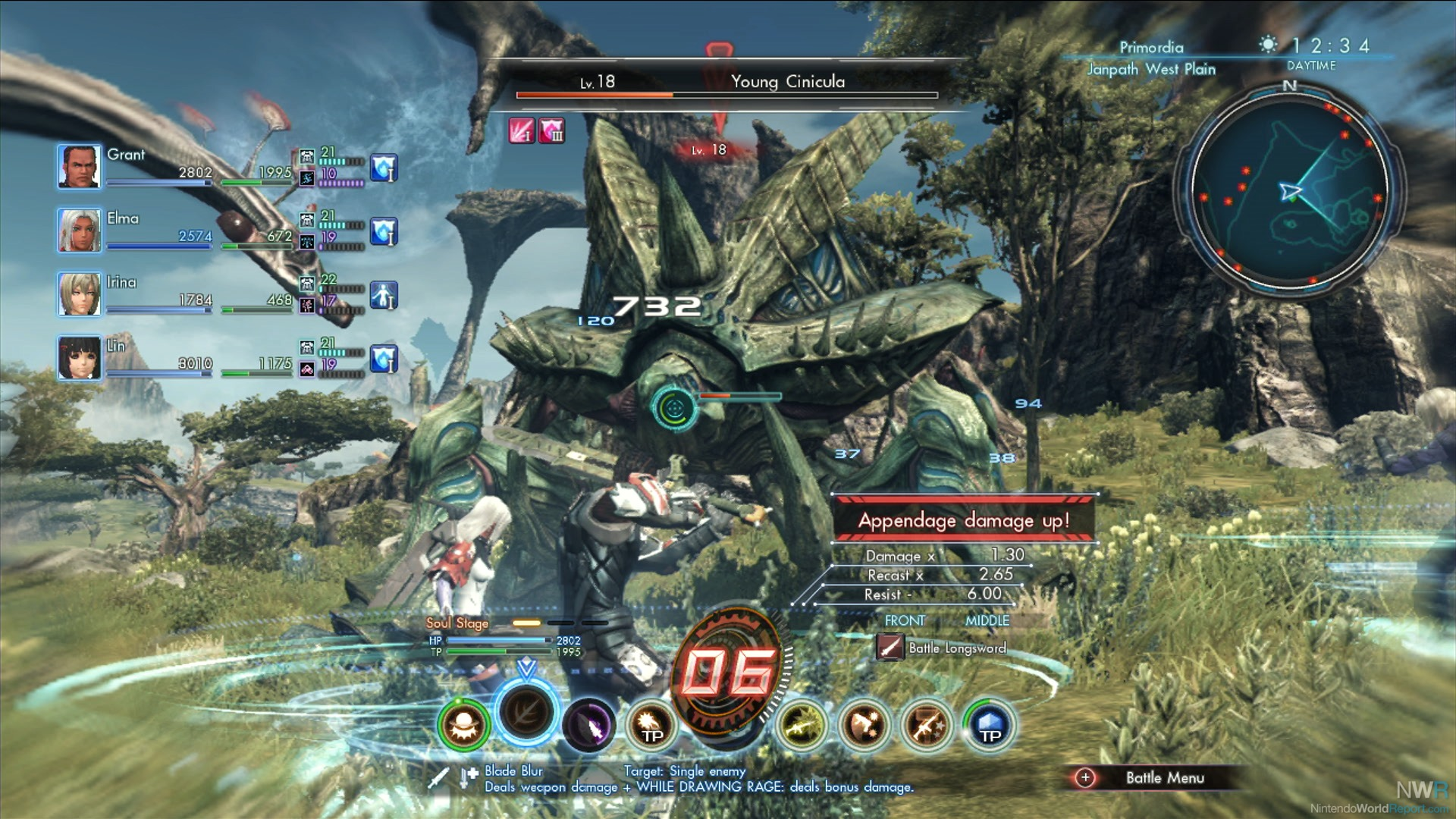 Xenoblade x review review nintendo world report gumiabroncs Image collections