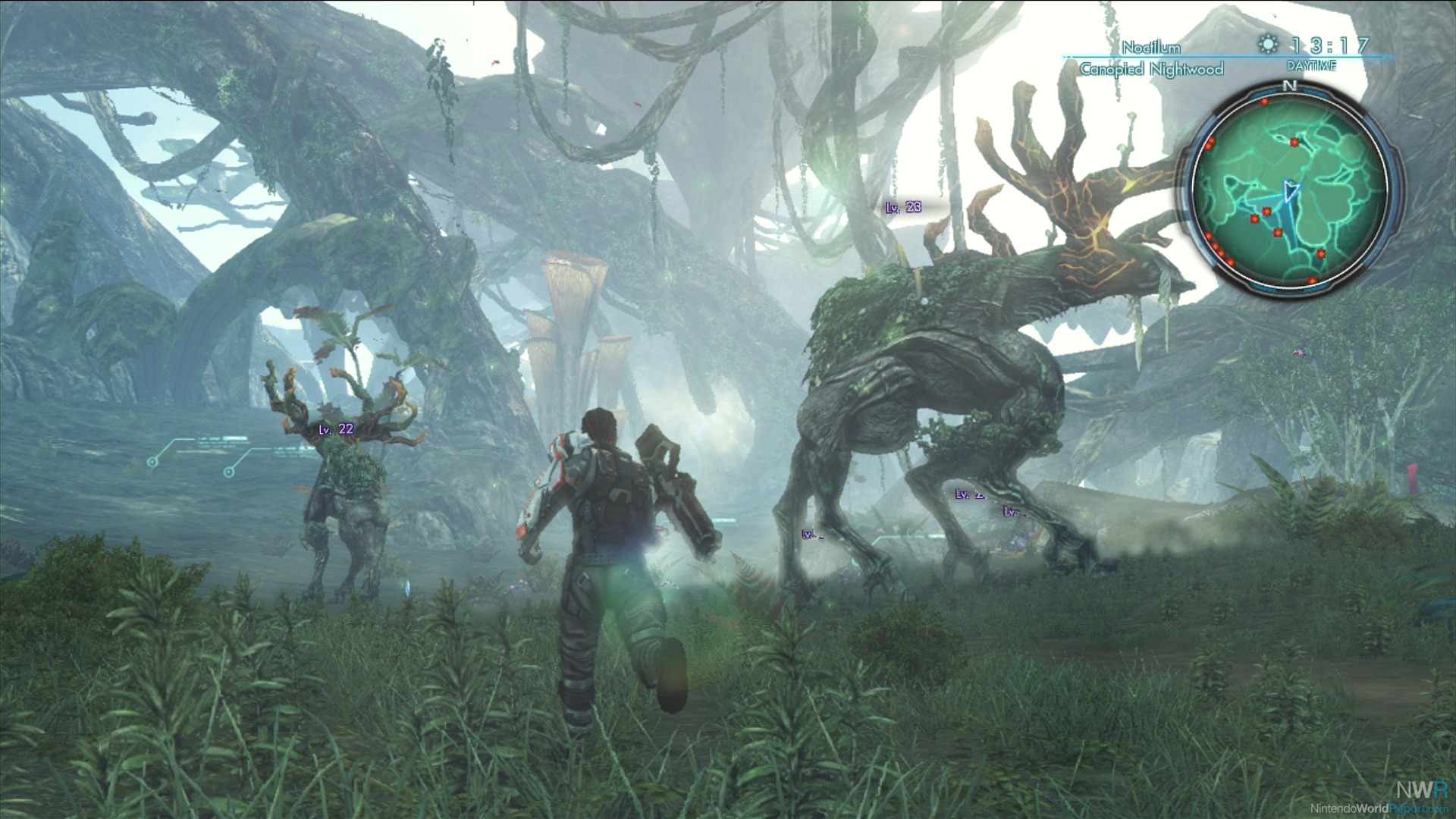Xenoblade chronicles x review review nintendo world report gumiabroncs Choice Image