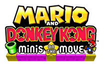 Mario and Donkey Kong: Mini Mini Carnival Box Art