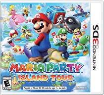 Mario Party: Island Tour Box Art