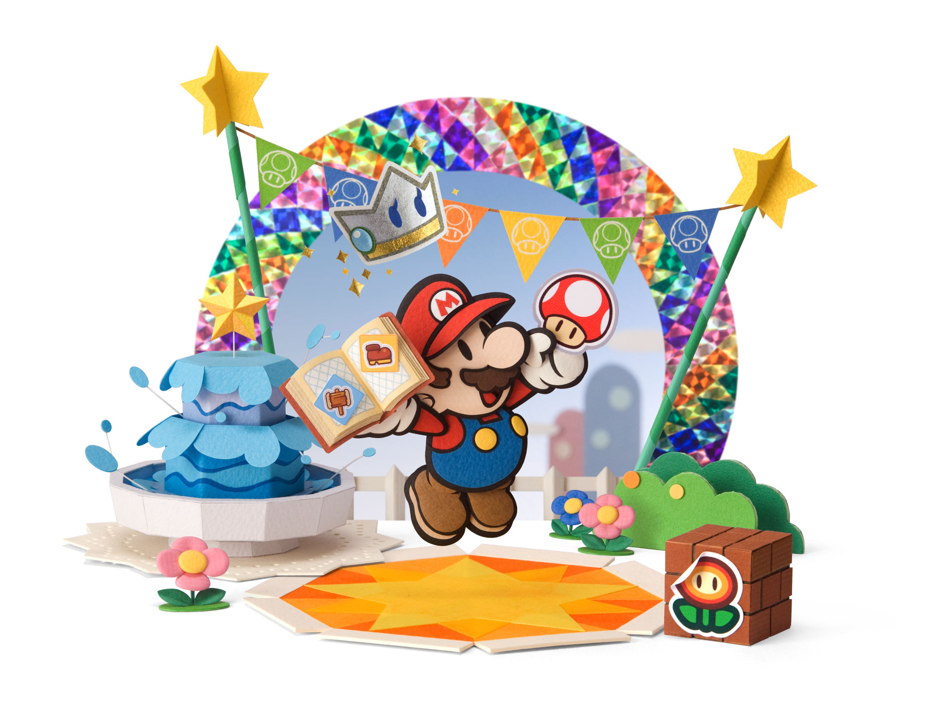 paper mario sticker star review revisit feature nintendo world report