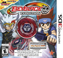 Beyblade: Evolution Box Art