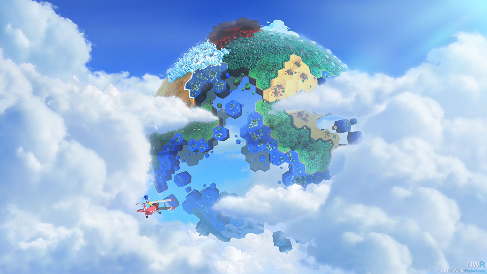 First Trailer for Sonic Lost World Released - News - Nintendo