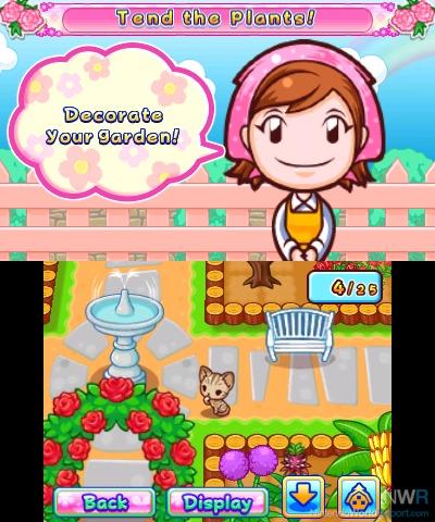 gardening mama 2 forest friends game nintendo world