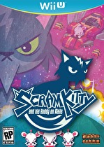 Scram Kitty and His Buddy on Rails Box Art