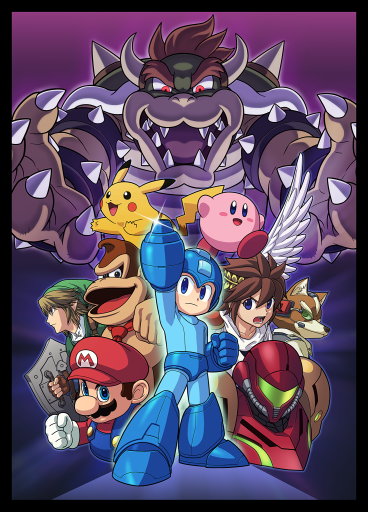 Super Smash Bros New Character Attacks Revealed Exclusive 3DS Stages