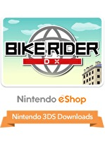 Bike Rider DX Box Art