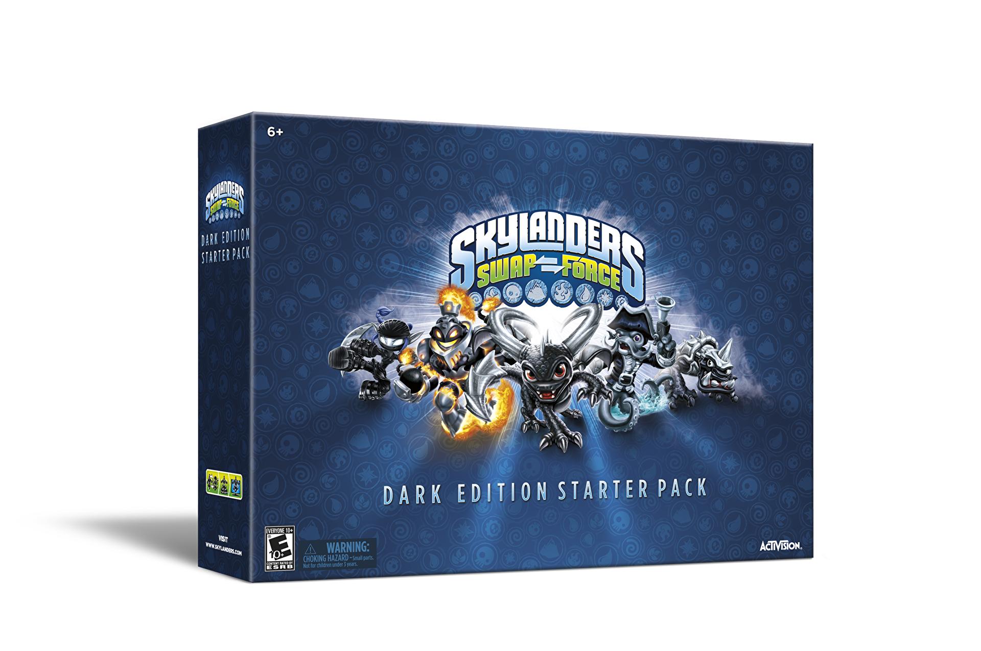 Skylanders Swap Force Dark Starter Pack