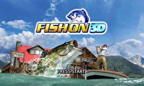 Fish On 3D Box Art