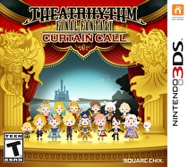Theatrhythm Final Fantasy: Curtain Call Box Art