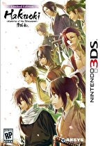 Hakuoki: Memories of the Shinsengumi Box Art