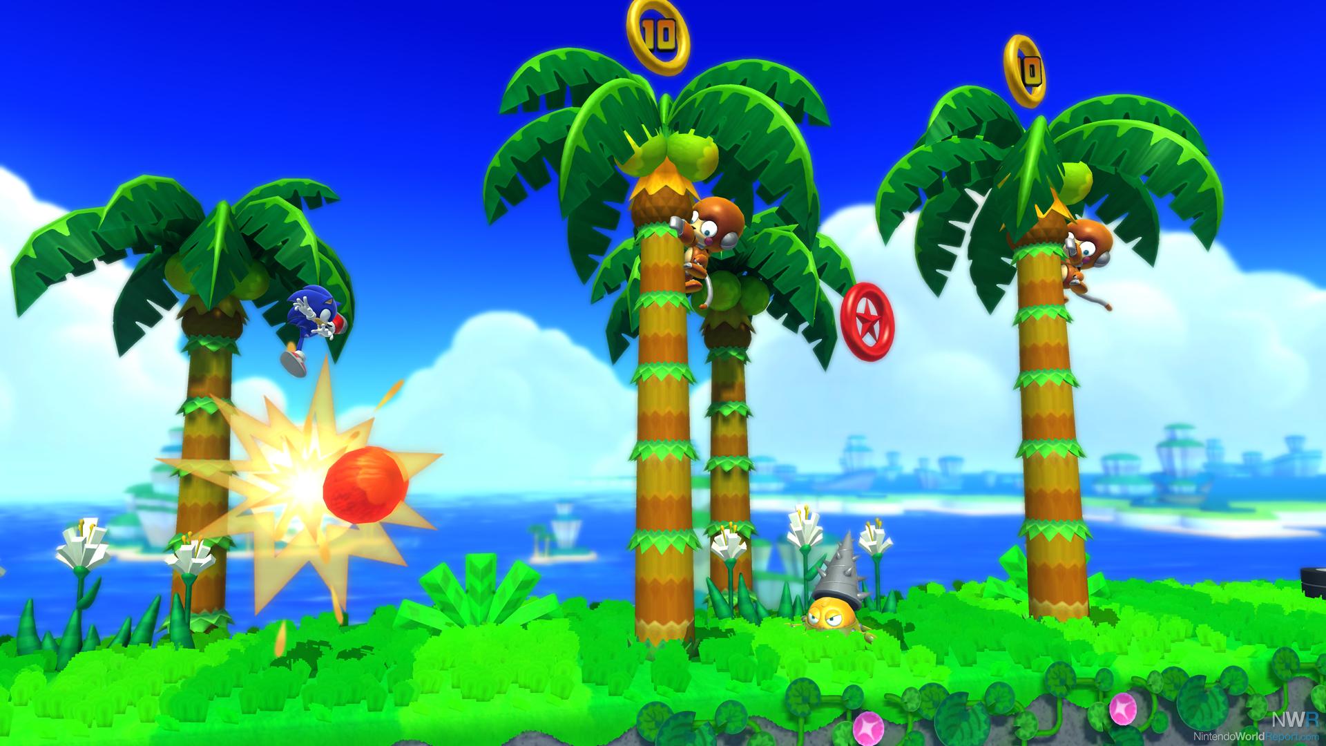Sonic lost world прохождение