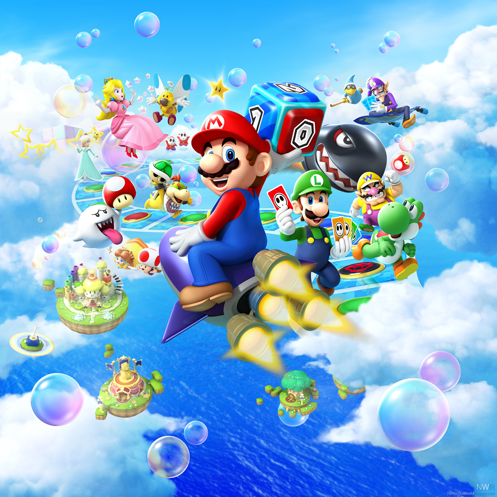 Mario Party: Island Tour for Nintendo 3DS - Nintendo Game ...