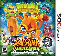 Moshi Monsters Katsuma Unleashed Box Art