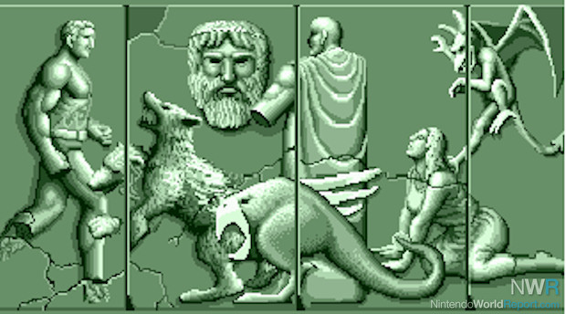 3d altered beast review review nintendo world report for Altered beast