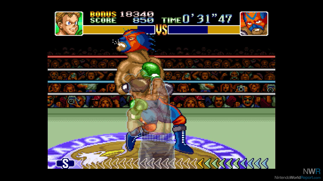 how to continue on super punch out