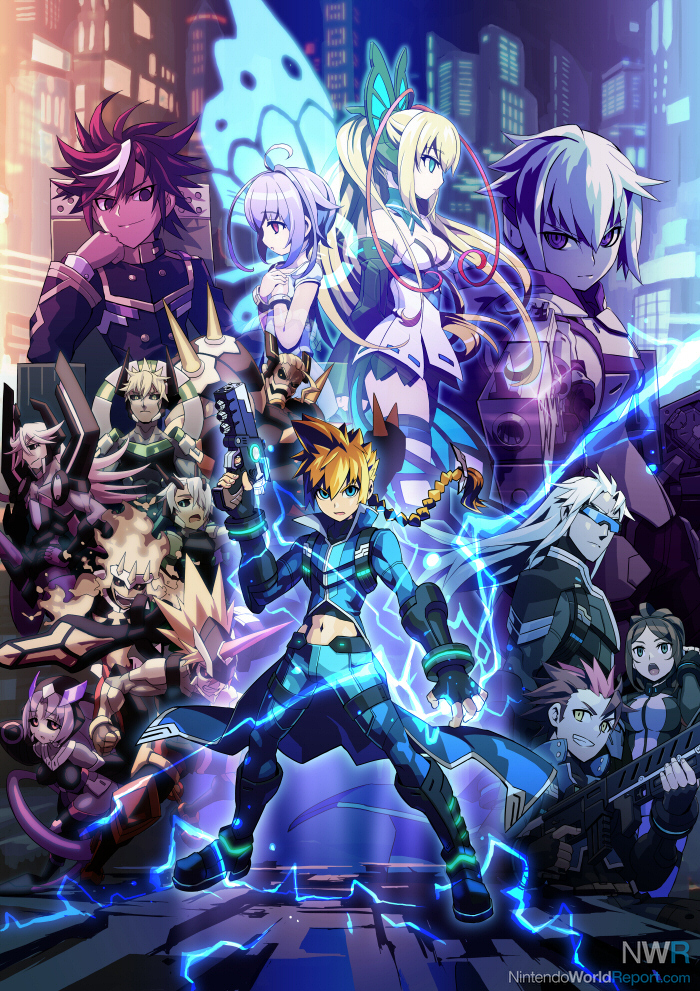 Azure Striker Gunvolt Review - Review
