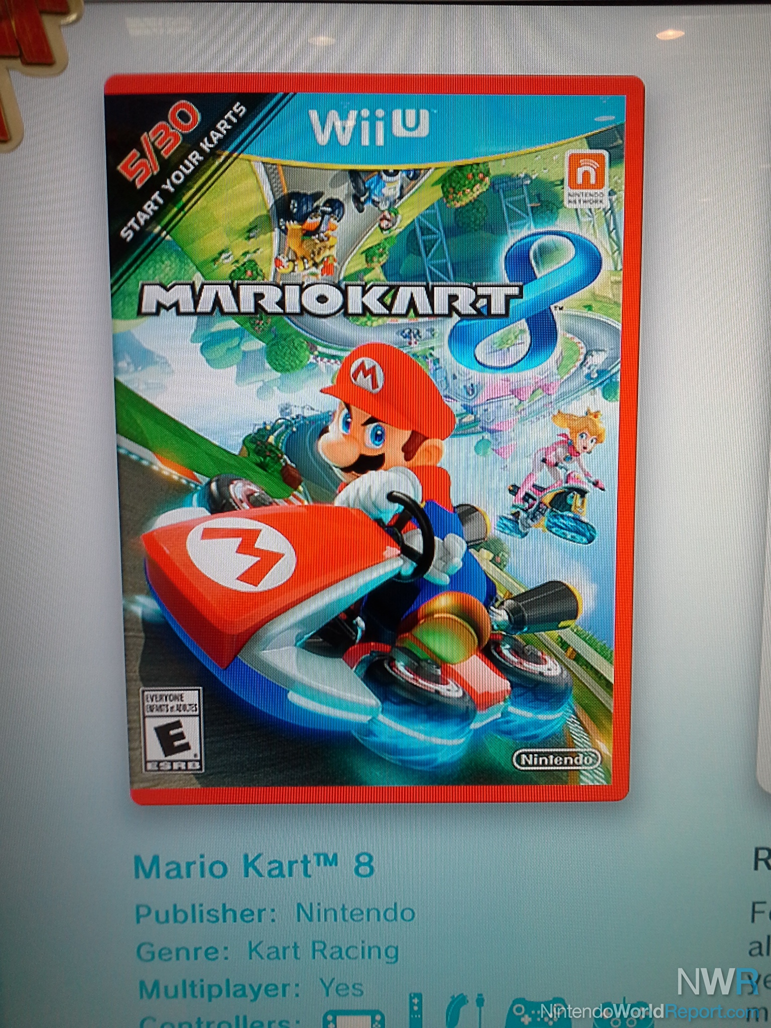 Mario kart 8 for sale - Images