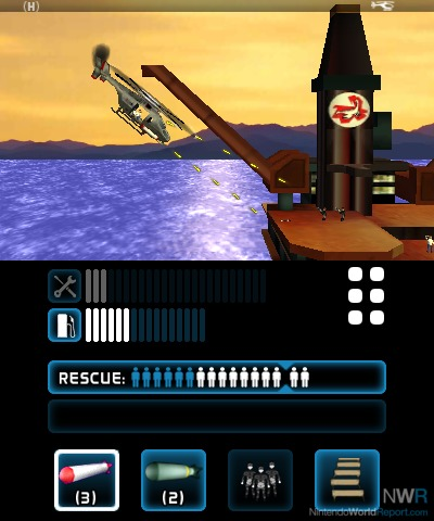 Strike Force Foxx review (3DS eShop) 6