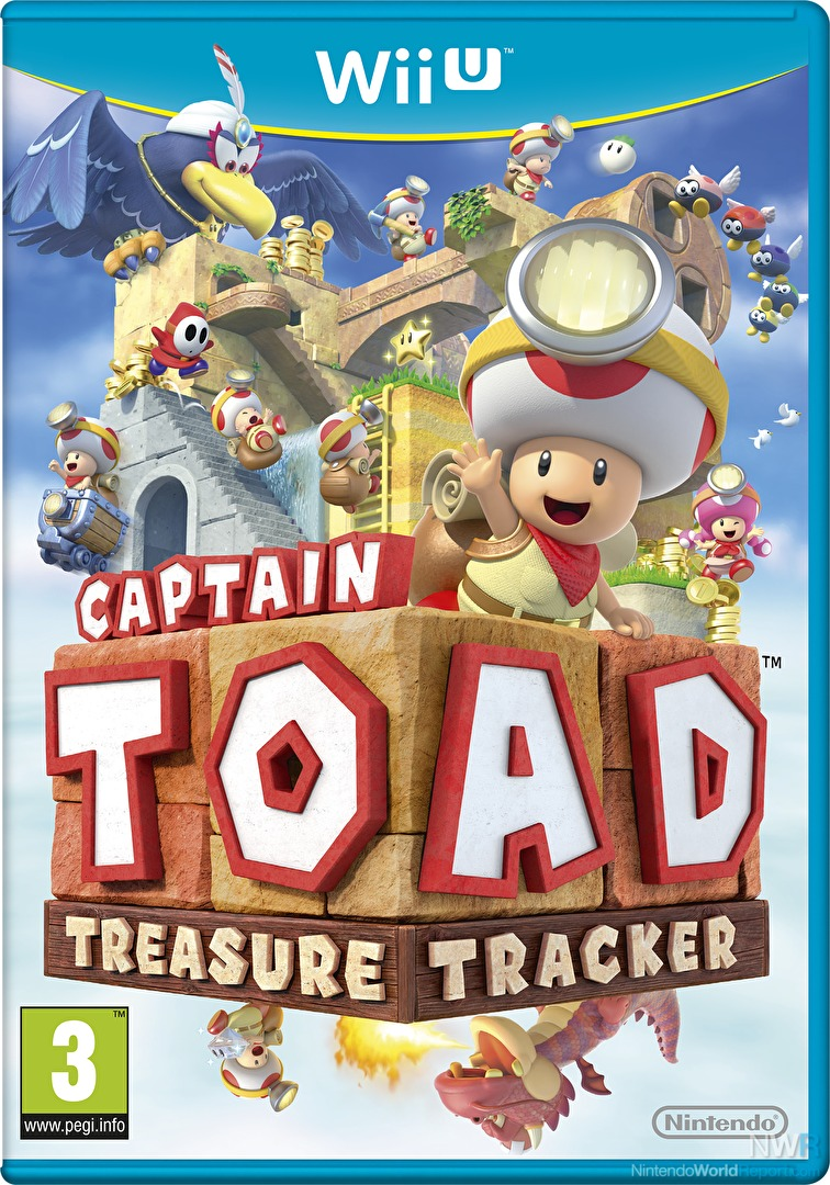 Captain Toad: Treasure Tracker Preview - Preview