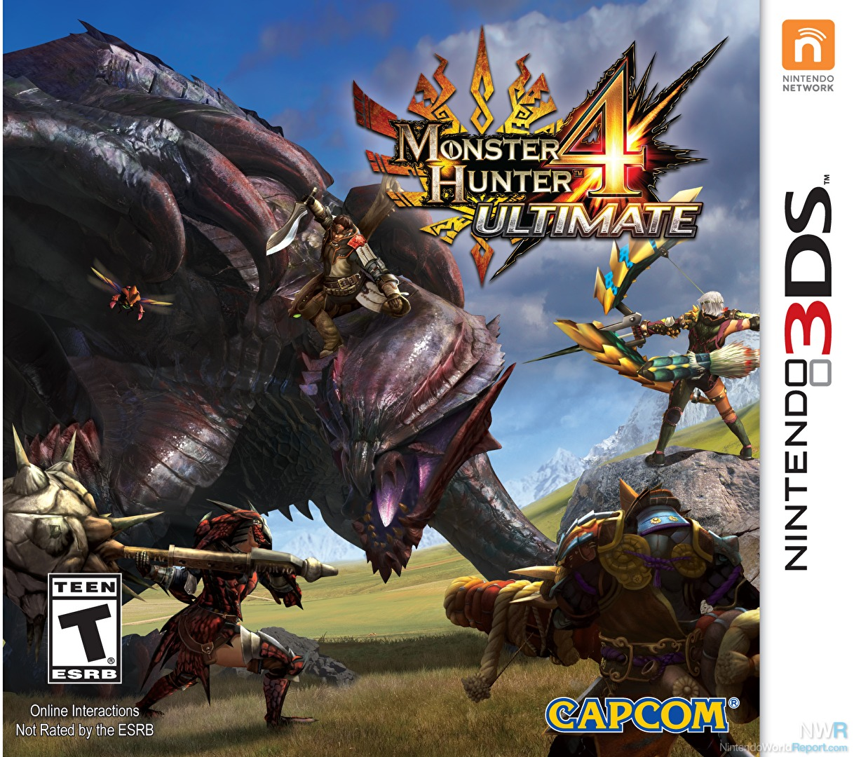 Monster Hunter 4G Hands-on Preview - Hands-on Preview
