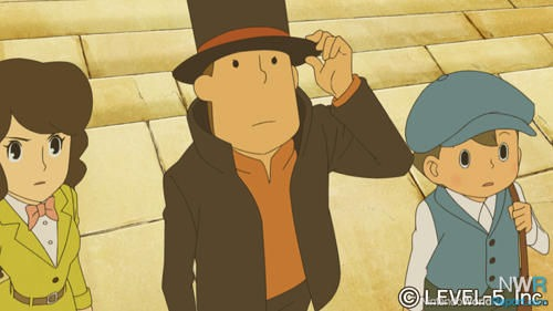 Professor Layton and the Lapsed Gamers - Editorial
