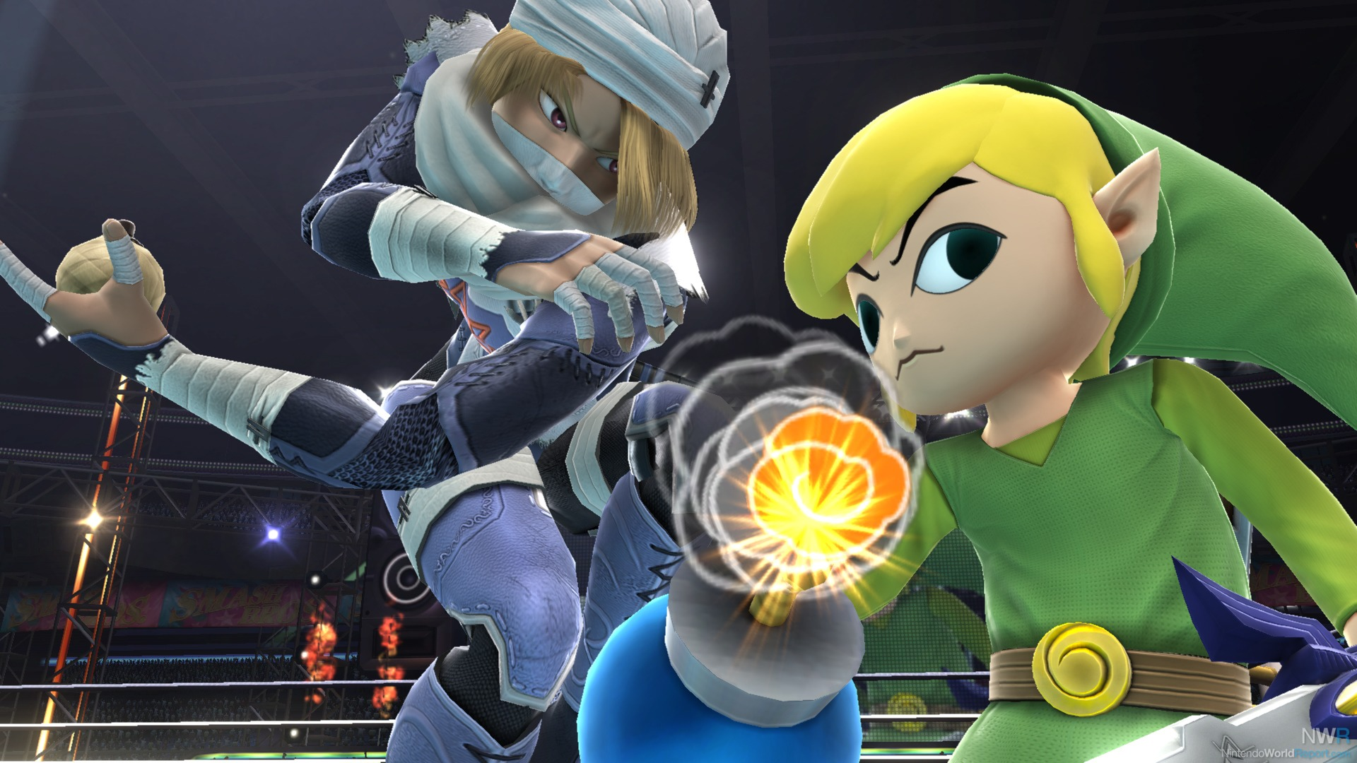 Super smash bros is nintendo 39 s fastest selling wii u game in us news nintendo world report - Console wii u super smash bros ...
