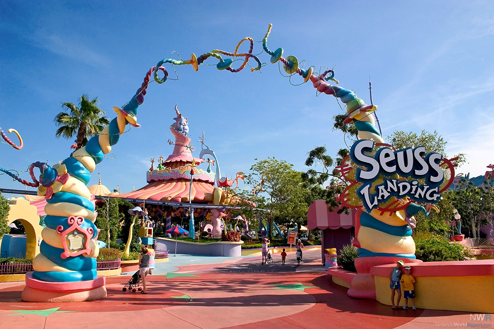 Where would nintendos theme park attractions fit in universal replace seuss landing publicscrutiny Choice Image