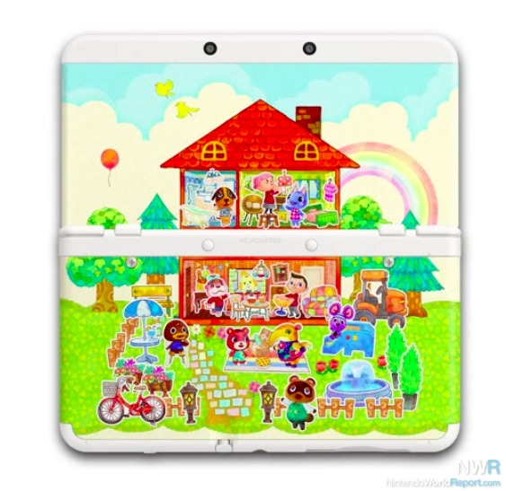 Animal crossing happy home designer dated in japan news - Animal crossing happy home designer bundle ...