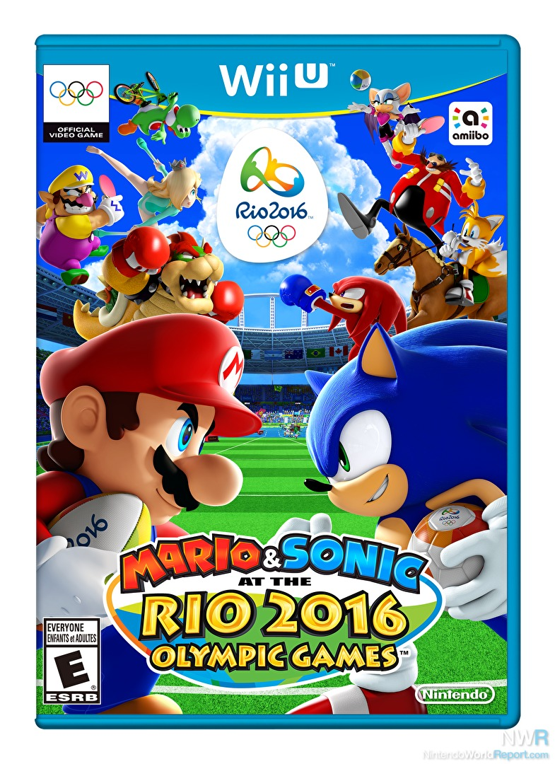 Mario sonic at the rio 2016 olympic games hands on preview hands mario amp sonic at the rio 2016 olympic games solutioingenieria Images