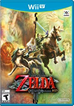 Zelda no Densetsu: Twilight Princess HD Box Art