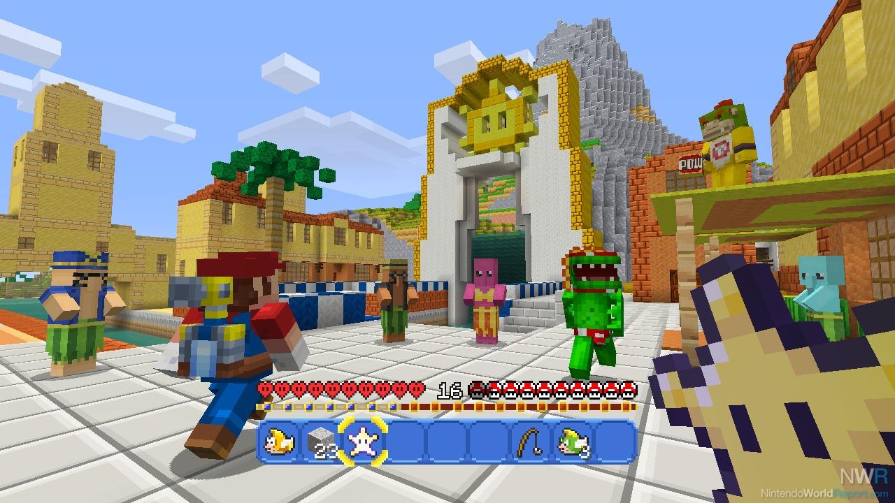 Minecraft wii u edition release date in Melbourne