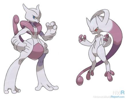 Mewtwo feature nintendo world report - Pokemon miu two ...