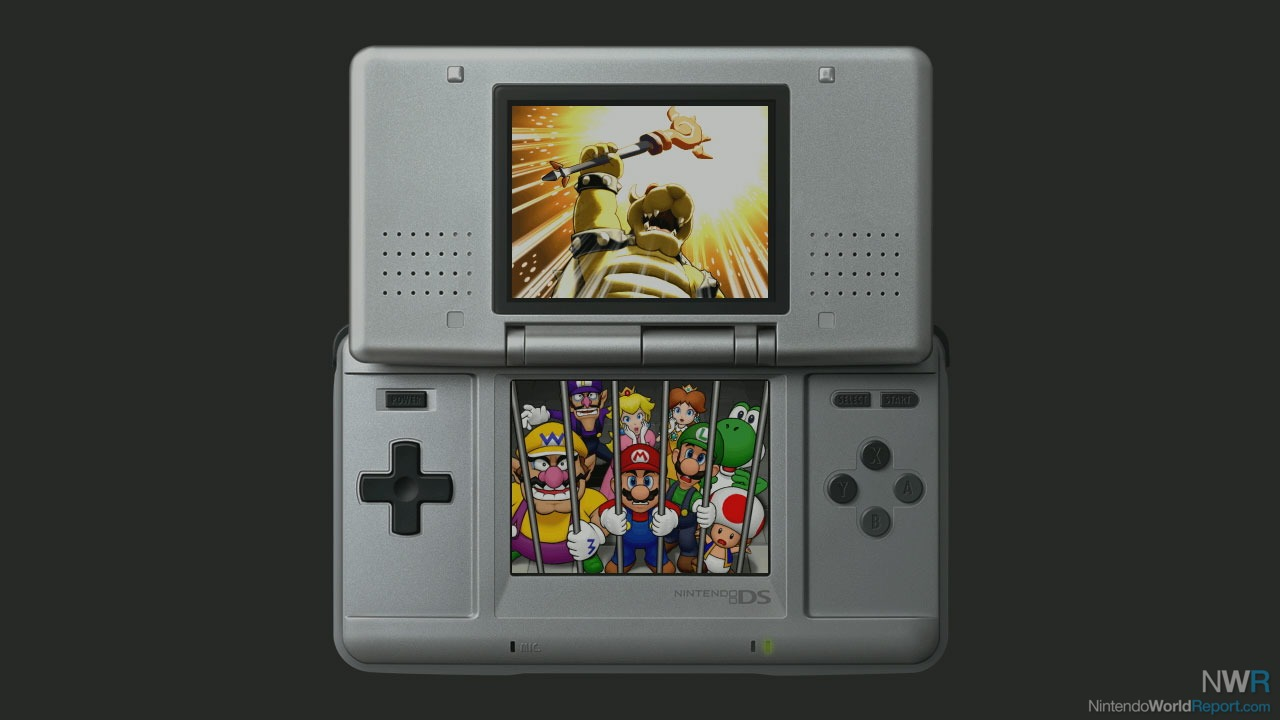 mario party ds - game