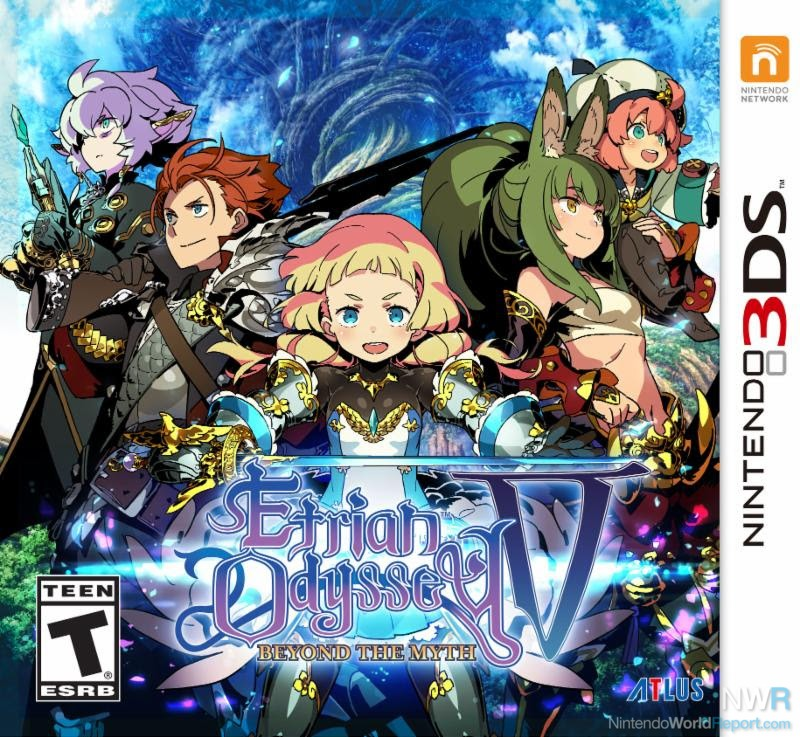 Etrian Odyssey V: Beyond the Myth Hands-on Preview - Hands-on Preview