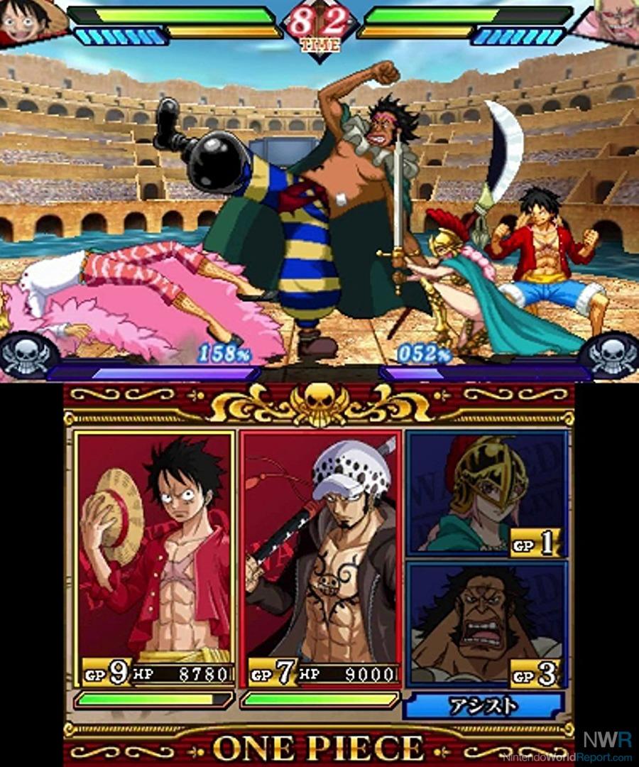 One Piece Daikaizoku Coliseum Hands On Preview