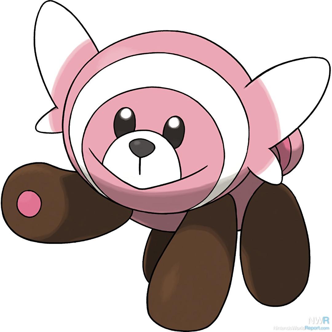 how to catch stuffel pokemon sun