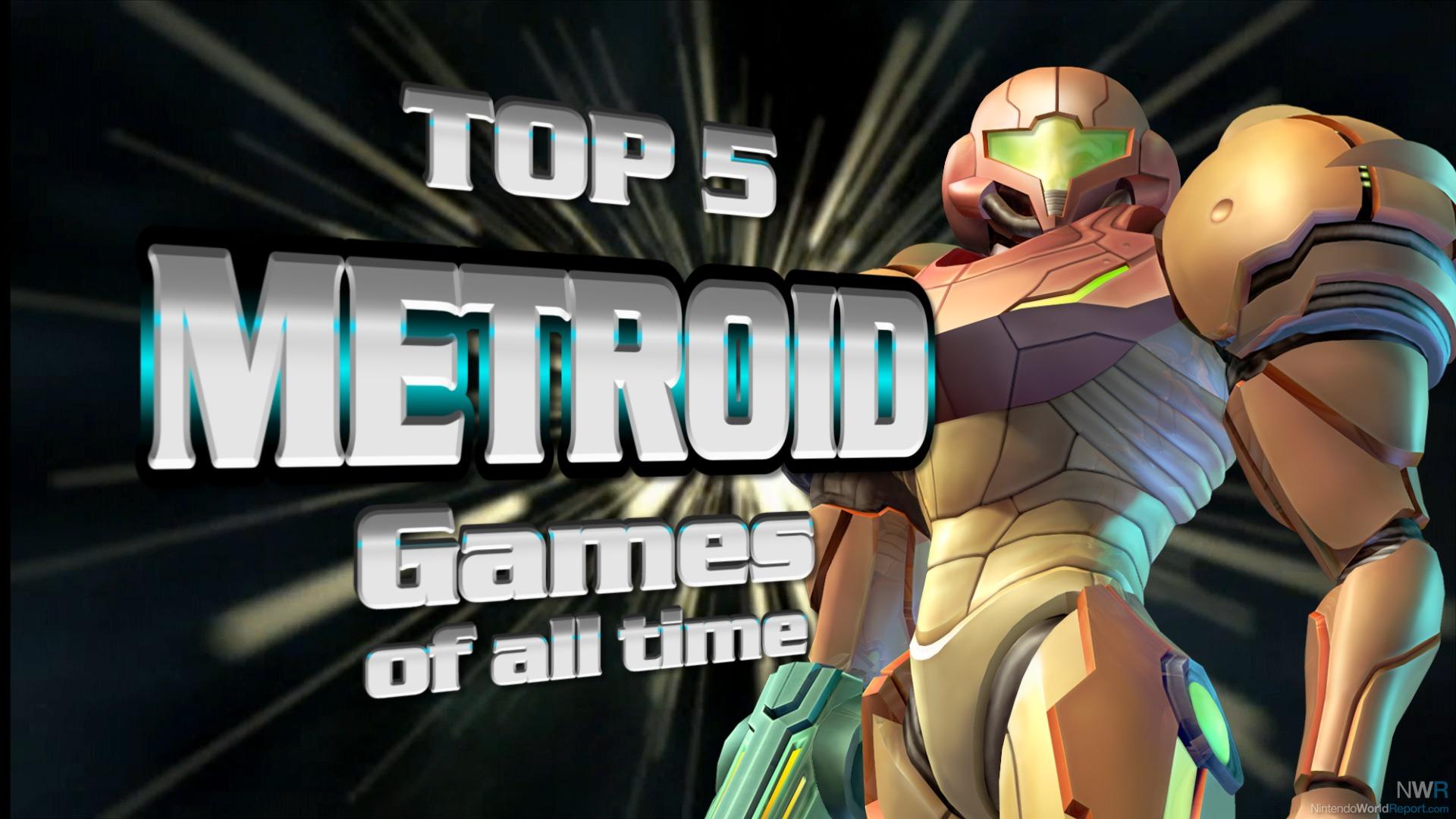 best fan made metroid games