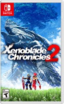 Xenoblade 2 Box Art