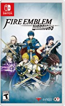 Fire Emblem Warriors Box Art