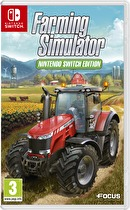 Farming Simulator - Nintendo Switch Box Art