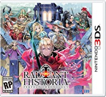 Radiant Historia: Perfect Chronology Box Art