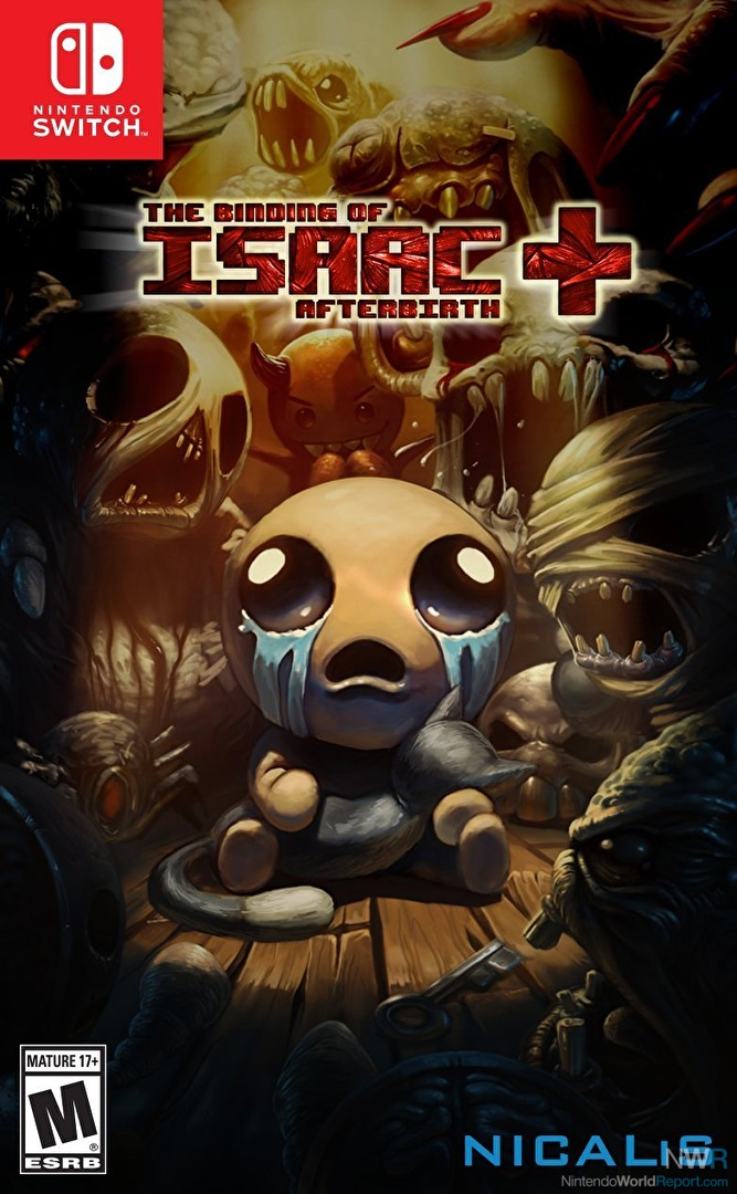 The Binding of Isaac: Afterbirth Plus | Nintendo Switch ...