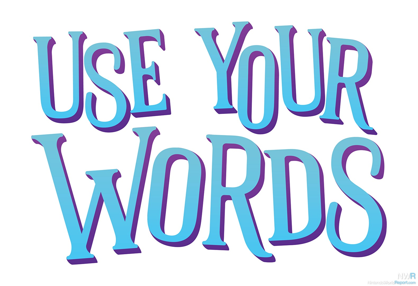 Use Your Words Review - Review - Nintendo World Report A Bunch Of Words on mean words, tons of words, abundance of words, plenty of words, a bunch symbols, none of words, cluster of words, who made words, a bunch synonyms, lots of words, comment about words,