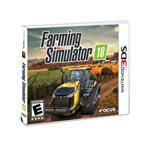Farming Simulator 18 Box Art