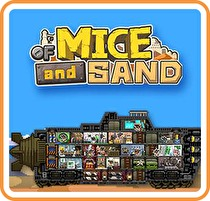 Of Mice And Sand Box Art