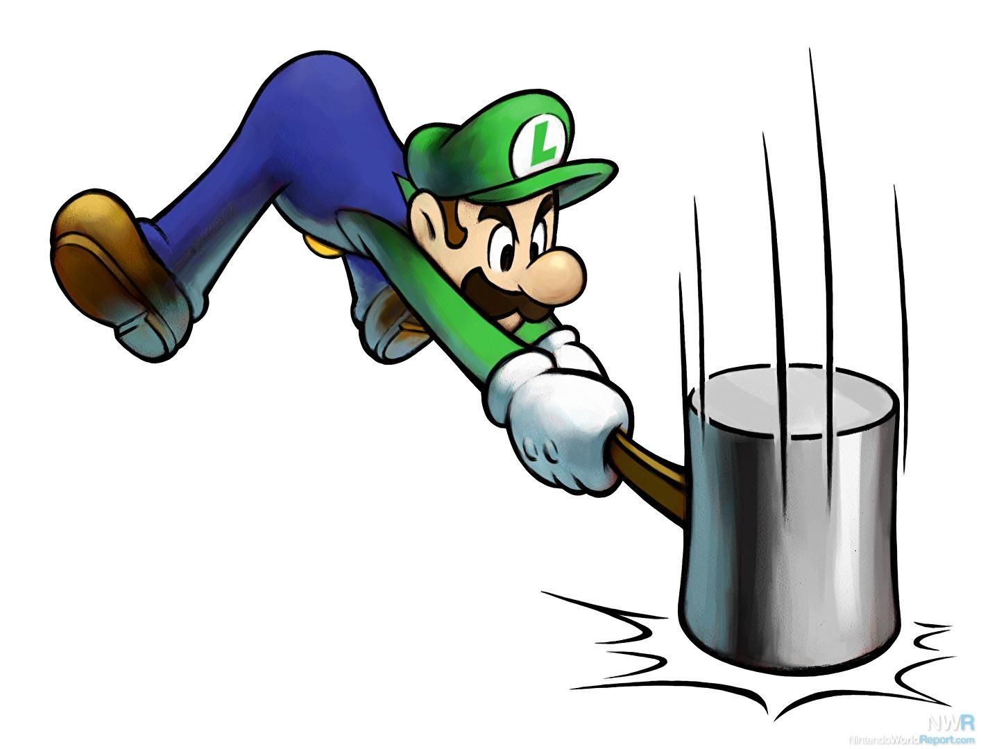 Mario Luigi Superstar Saga Bowser S Minions 3ds Review